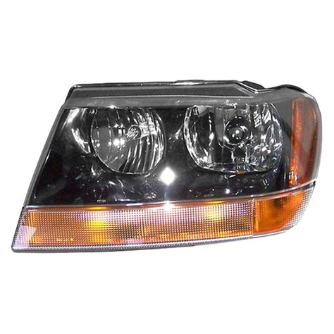 Jeep Grand 2004 Headlight Replacement Crown 174 Jeep Grand Without Leveling Device