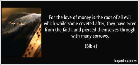 Bible Quotes About The Of Money by Quotes About Mankind Being Evil Quotesgram