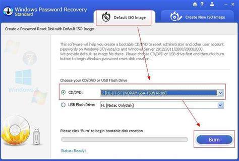 windows 8 password reset disk iso how to reset windows 8 login password