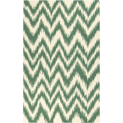 Emerald Green Area Rug Surya Frontier Emerald Green 8 Ft X 11 Ft Indoor Area Rug Ft501 811 The Home Depot