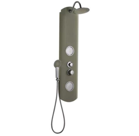 colonne doccia idromassaggio leroy merlin colonne doccia idromassaggio guida alla scelta