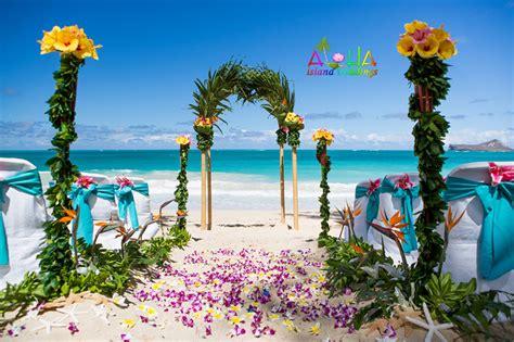 Hochzeit Hawaii by Hawaii Wedding Packages Alohaislandweddings
