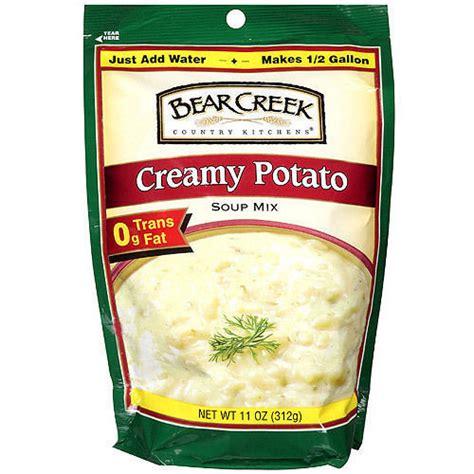 creek country kitchens soup mix creek country kitchens potato soup mix ebay
