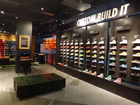 sporting shoes stores nike store westfield stratford new retail stuff