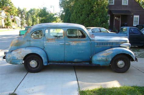 1938 Pontiac Sedan by 1938 Pontiac 4 Door Sedan Rat Rod No Reserve