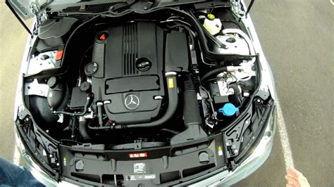 how does a cars engine work 2012 mercedes benz sl class security system 2012 mercedes benz c250 engine compartment youtube