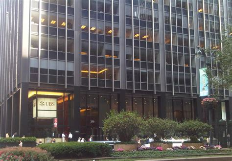 ubs investment bank nyc 299 park avenue