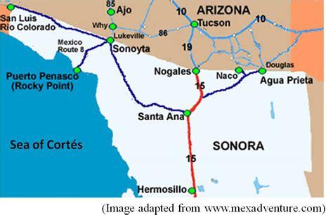 hermosillo sonora mexico map water security workshop in hermosillo mexico