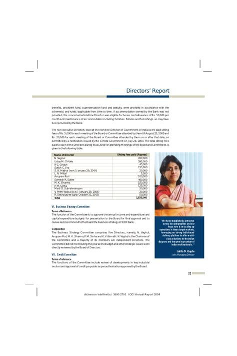 icici bank report annual report icici bank