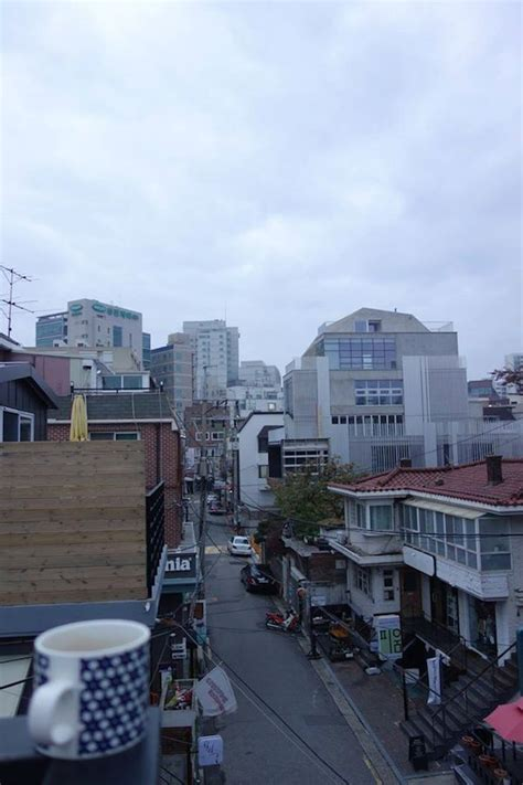 Learning from the Korean City ? BLARB