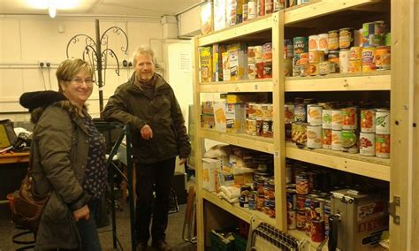 Olive Branch Food Pantry by Parish Of Edgeley And Cheadleheath Feeding The Food Bank