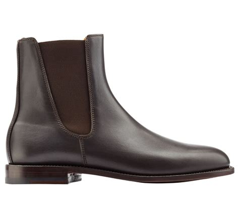 Handmade Leather Boots - handmade chelsea boots genuine leather chelsea boot