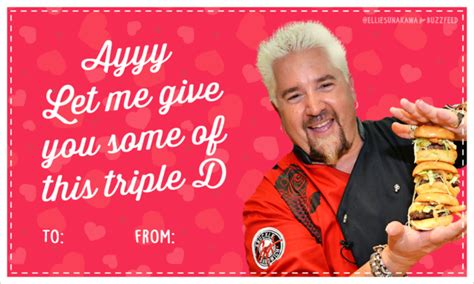 buzzfeed valentines 10 fieri valentines guaranteed to get you some d