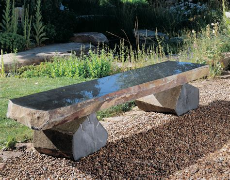 rock bench styleture 187 notable designs functional living