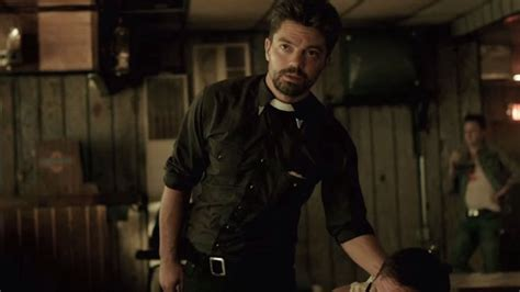 And The Preacher the preacher pilot has an absurd and absurdly hilarious