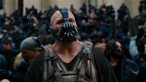 Batman Bane the rises 2012 batman vs bane hd
