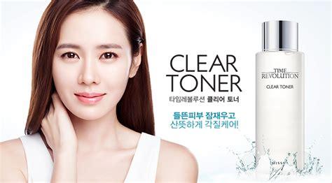 missha time revolution clear toner missha time revolution clear toner 250ml