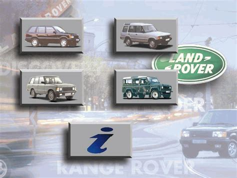 car repair manuals download 1995 land rover range rover electronic throttle control range rover 95 98 range rover clasic 1995 defender discovery 95 98 repair manual order download