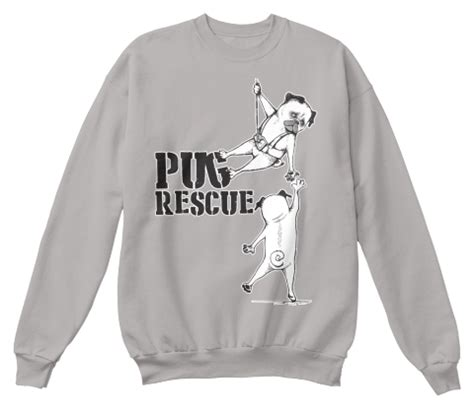 mops pug rescue pug rescue pug rescue sweatshirt from rescue mission pug shop teespring
