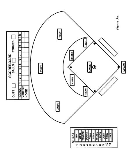 baseball field lineup card template 38 baseball fielding lineup template baseball roster