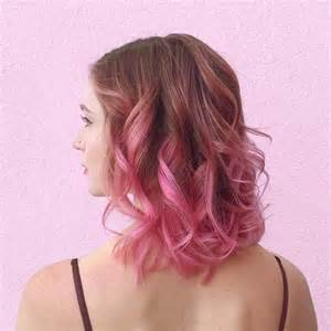 hair with 25 sweetest pink ombre hair designs trendy candy ideas