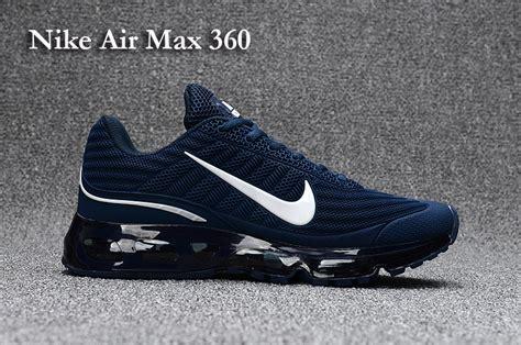 Nike Air Max 360 C 33 best sell nike air max 360 kpu blue white s