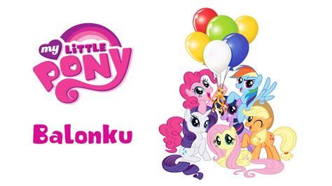 Kuda Pony balonku ada lima versi kuda poni