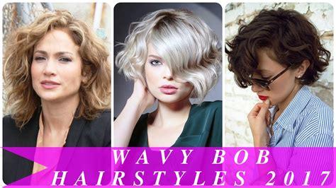 wavy bob hairstyles youtube wavy bob hairstyles 2017 youtube