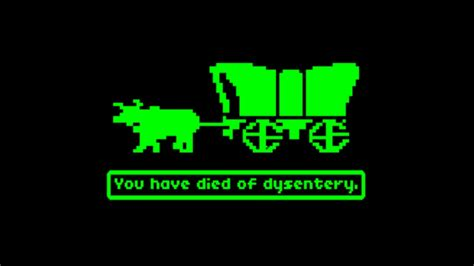 how to get rich on the oregon trail the origin of the oregon trail computer game tested