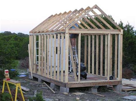Framing Shed by In Process