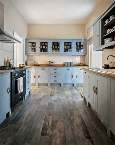 light blue kitchen cabinets top 25 best light blue kitchens ideas on