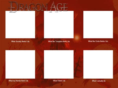 dragon age what i do meme template by inversereality 2 on