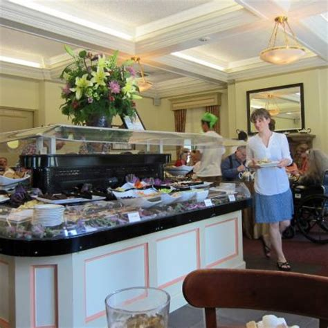 Huntington Tea Room by Pile It On And You Can Get Seconds Thirds Picture