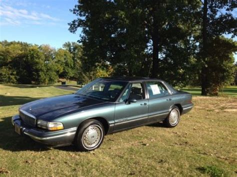 automobile air conditioning service 1995 buick park avenue on board diagnostic system purchase used 1995 buick park avenue in dyersburg tennessee united states