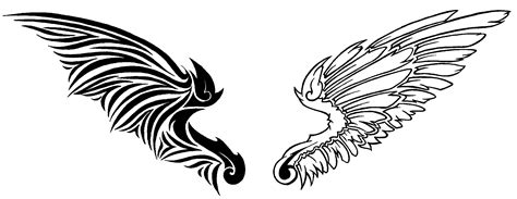 tattoo flash wings some wings milo wildcat by tattooflash on deviantart