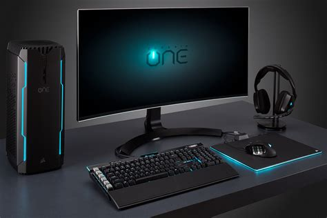 Gaming Desk Tops Want A Pre Built Gaming Desktop Corsair Has Three New Geforce 10 Series Setups