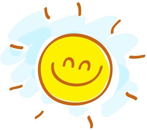 sun happy cliparts co