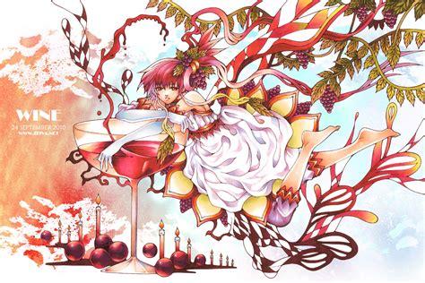 6 Anime Wine by Hellobaby 560031 Zerochan