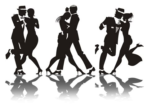 swing dance silhouette speakeasy silhouette google search wedding decor