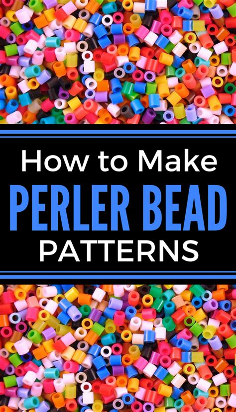 free pattern maker for beading easy perler bead pattern maker tutorial krysanthe