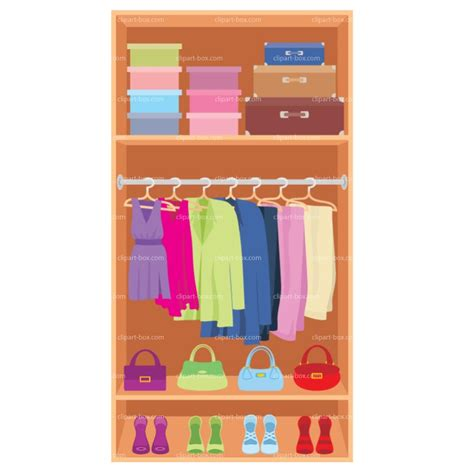 Closet Clip by In Closet Clipart Clipart Suggest