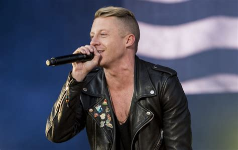 what is a macklemore hair cut called macklemore responds to claims that the alt right are