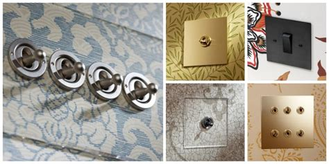 Designer Lighting by Objects Of Design 240 Light Switches Mad About The House