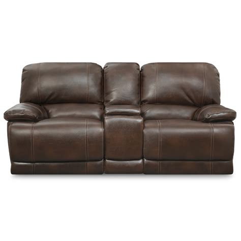 art van couch art van rigley reclining loveseat overstock shopping