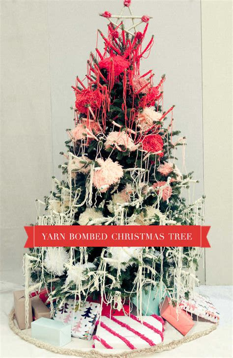 32 Diy Christmas Trees Skirts And Toppers Tip Junkie Tip Junkie