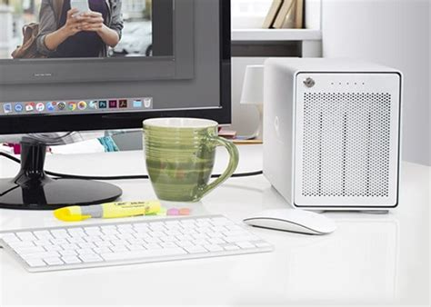 owc mercury elite pro 4tb external with usb 3 firewire owc mercury elite pro quad external storage solution