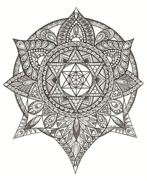 Mandala Tattoo Sacred Geometry | sacred geometry mandala tattoos pinterest