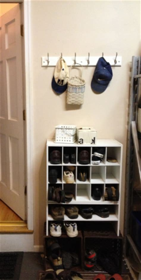 Sneaker Garage by Casalupoli Entryway Clutter Shoes Shoes And More Shoes
