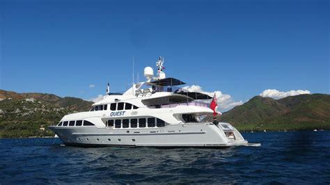yacht quest charter superyacht quest r in the eastern mediterranean