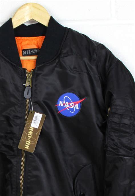 Ma 1 Nasa Bomber nasa ma 1 bomber jacket